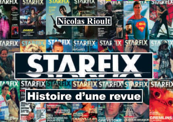 STARFIX – Histoire d'unerevue