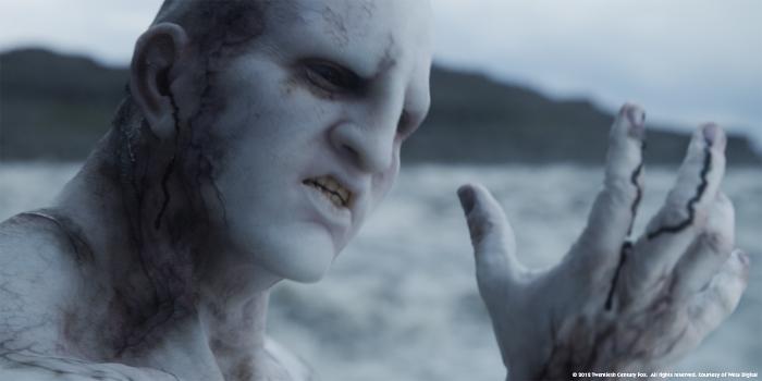 Prometheus de Ridley Scott