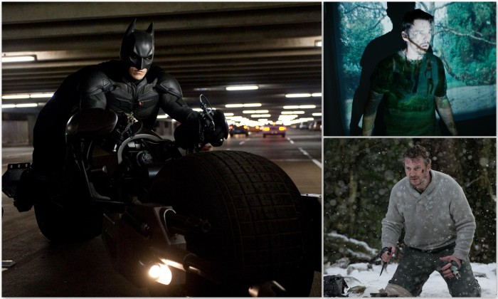 The Dark Knight Rises - Sinister - The Grey