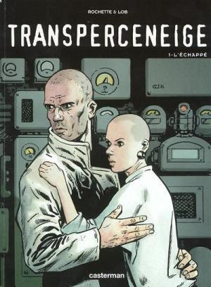 La bande dessinée originale de Jacques Lob et Jean-Marc Rochette.