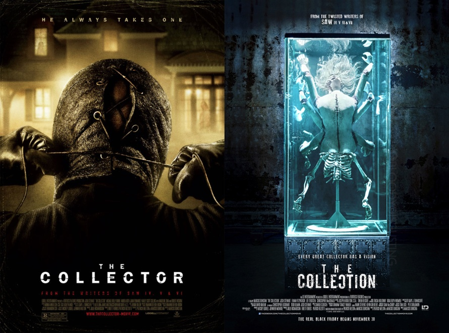THE COLLECTOR/THE COLLECTION