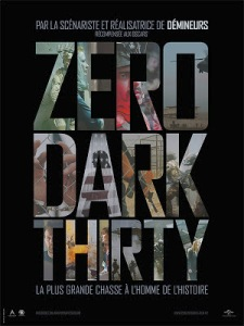 ZERO DARK THIRTH de Katheryn Bigelow