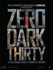 ZERO DARK THIRTH de Katheryn Bigelow