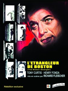 L'ETRANGLEUR de Boston de Richard Fleischer