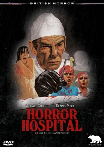 HORROR HOSPITAL d'Anthony Balch