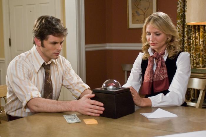 THE BOX de Richard Kelly (2009)