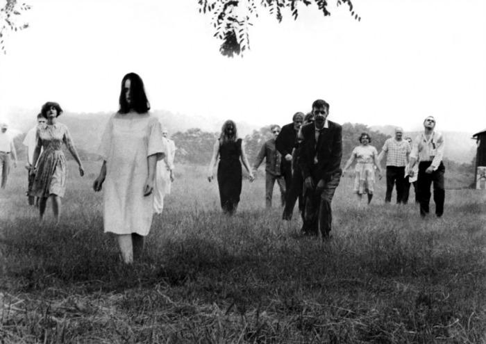 LA NUIT DES MORTS-VIVANTS de Georges A. Romero (1969)