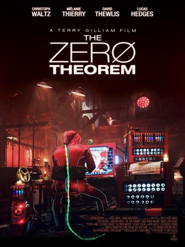 THE ZERO THEOREM de TerryGilliam