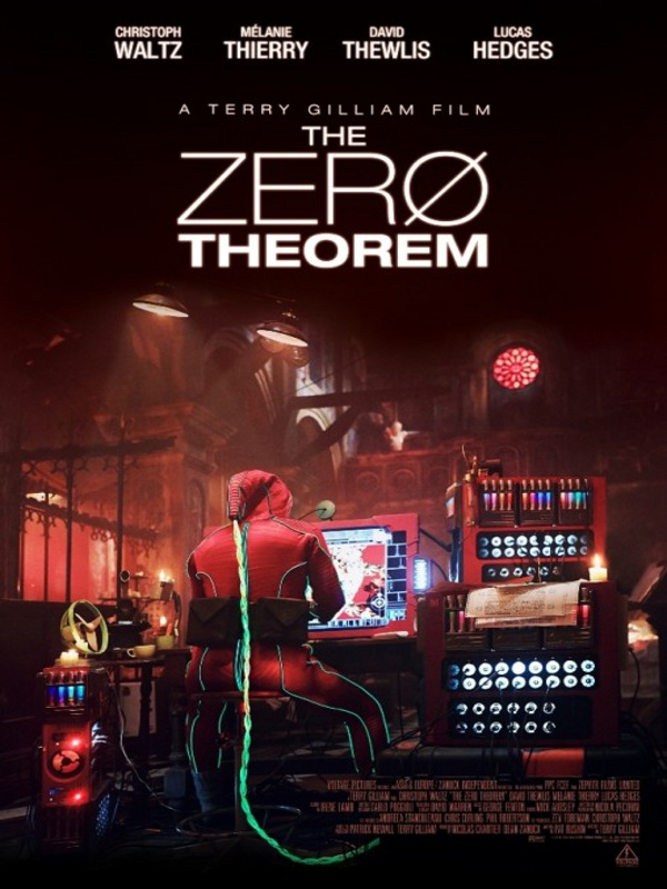 THE ZERO THEOREM de Terry Gilliam