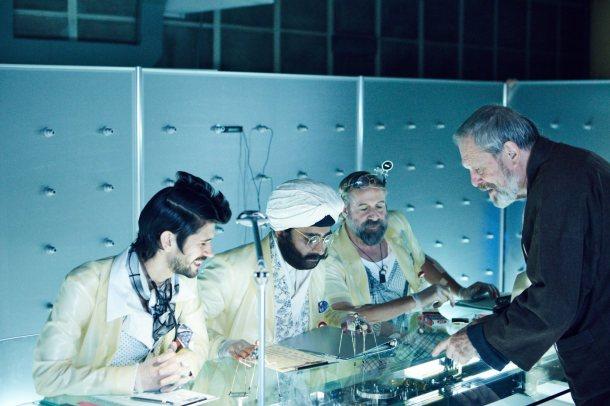 THE ZERO THEOREM de Terry Gilliam