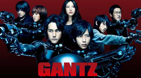 GANTZ - AU COMMENCEMENT de Shinsuke Sato