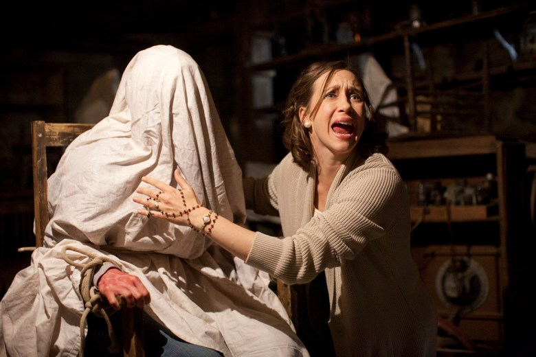 CONJURING - LES DOSSIERS WARREN de James Wan