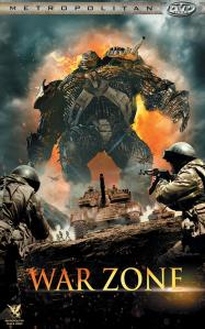 WAR ZONE de Dzhanik Fayziev