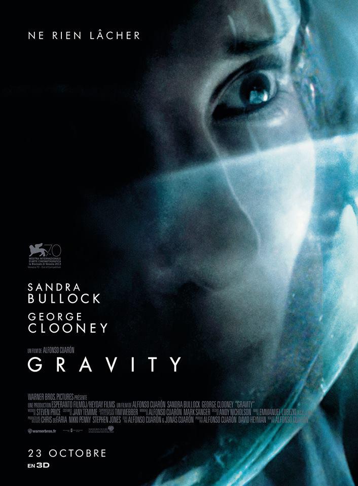 GRAVITY d'Alfonso Cuarón