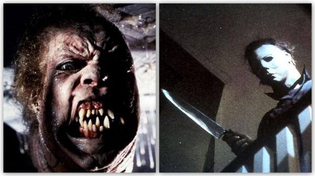 THE THING  et HALLOWEN deux représentations différentes du mal par John Carpenter.