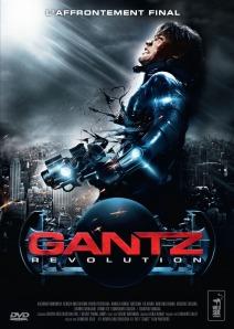 GANTZ - REVOLUTION de Shinsuke Sato