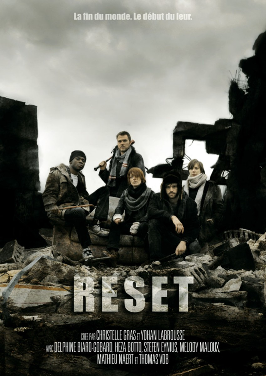 [Interview] Christelle Gras, Yohan Labrousse et Laurent Duroche pour la série RESET