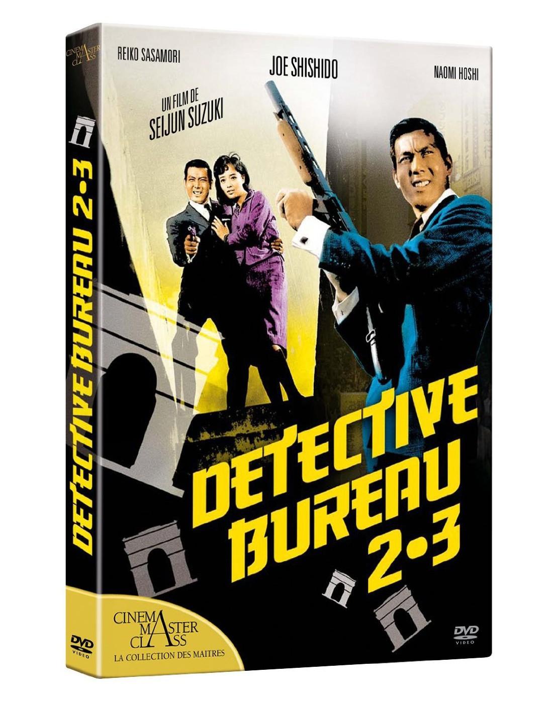 Detective Bureau 2-3