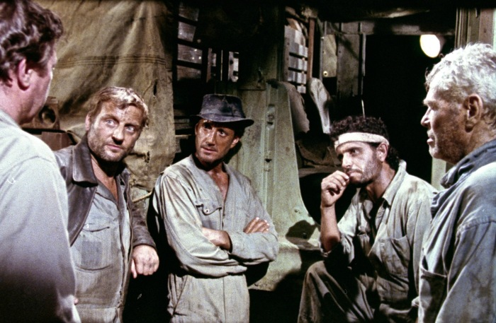 Sorcerer de William Friedkin