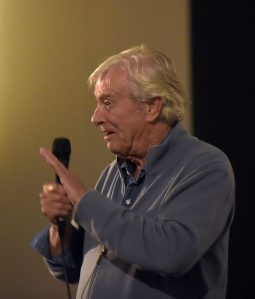 Paul Verhoeven le 26 mai 2016 à Hérouville Saint-Clair (photo : Le Café en revue)