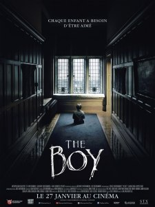 THE BOY de William Brent Bell