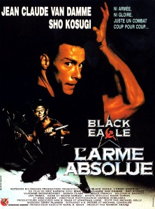 Black Eagle - L'arme absolue