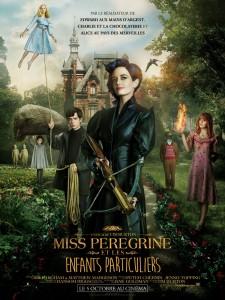 Miss Peregrine et les enfants particuliers de Tim Burton