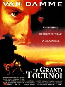 Le Grand tournoi de Jean-Claude Van Damme