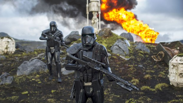 ROGUE ONE de Gareth Edwards