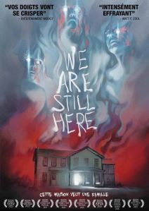 WE ARE STILL HERE de Ted Geoghegan