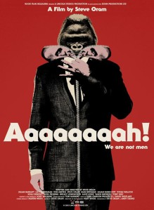 AAAAAAAAH ! de Steve Oram