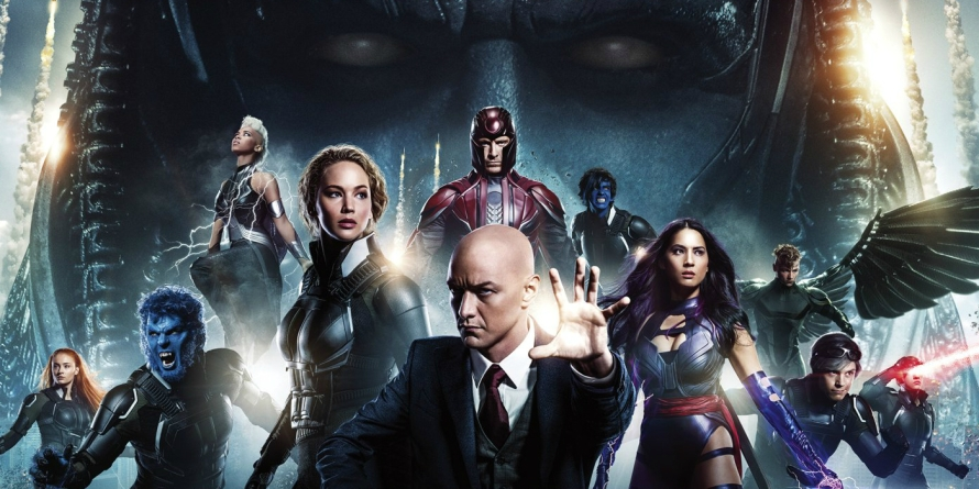 X-MEN APOCALYPSE de Brian Singer