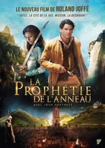 LA PROPHÉTIE DE L'ANNEAU de Roland Joffé