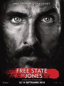 FREE STATE OF JONES de Gary Ross
