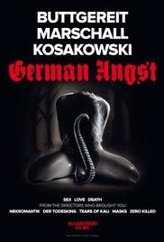 Affiche German Angst