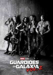 LES GARDIENS DE LA GALAXIE 2 de James Gunn