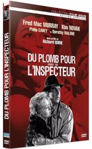 DU PLOMB POUR L'INSPECTEUR de Richard Quine