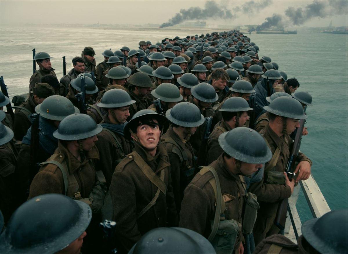 [Critique] DUNKERQUE de Christopher Nolan