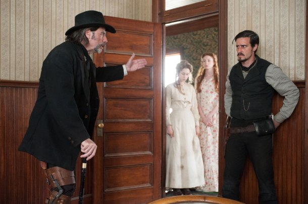 IN A VALLEY OF VIOLENCE de Ti West