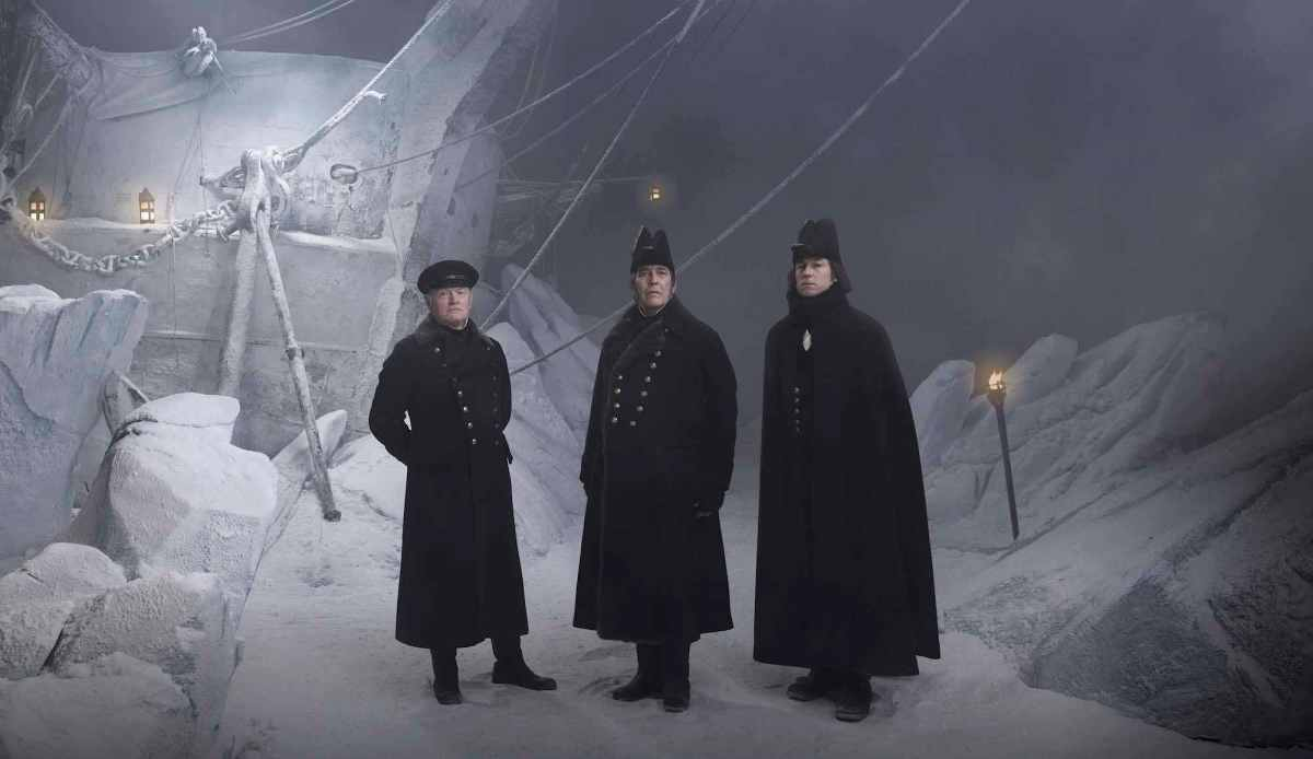 [Série TV] THE TERROR de David Kajganich et Soo Hugh