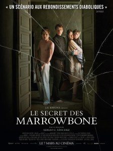 LE SECRET DES MARROWBONE de Sergio G. Sanchez