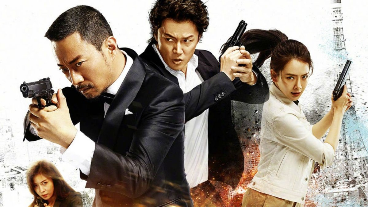 [Critique] MANHUNT de John Woo